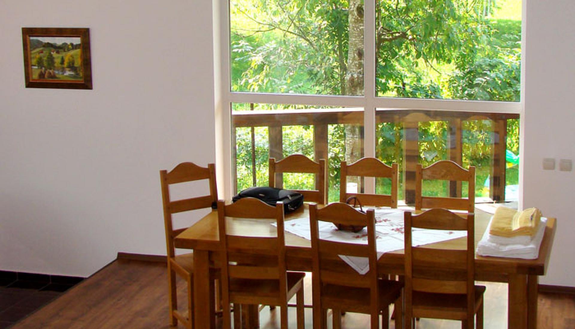 Restaurant privat Bran Pensiunea Carpathia