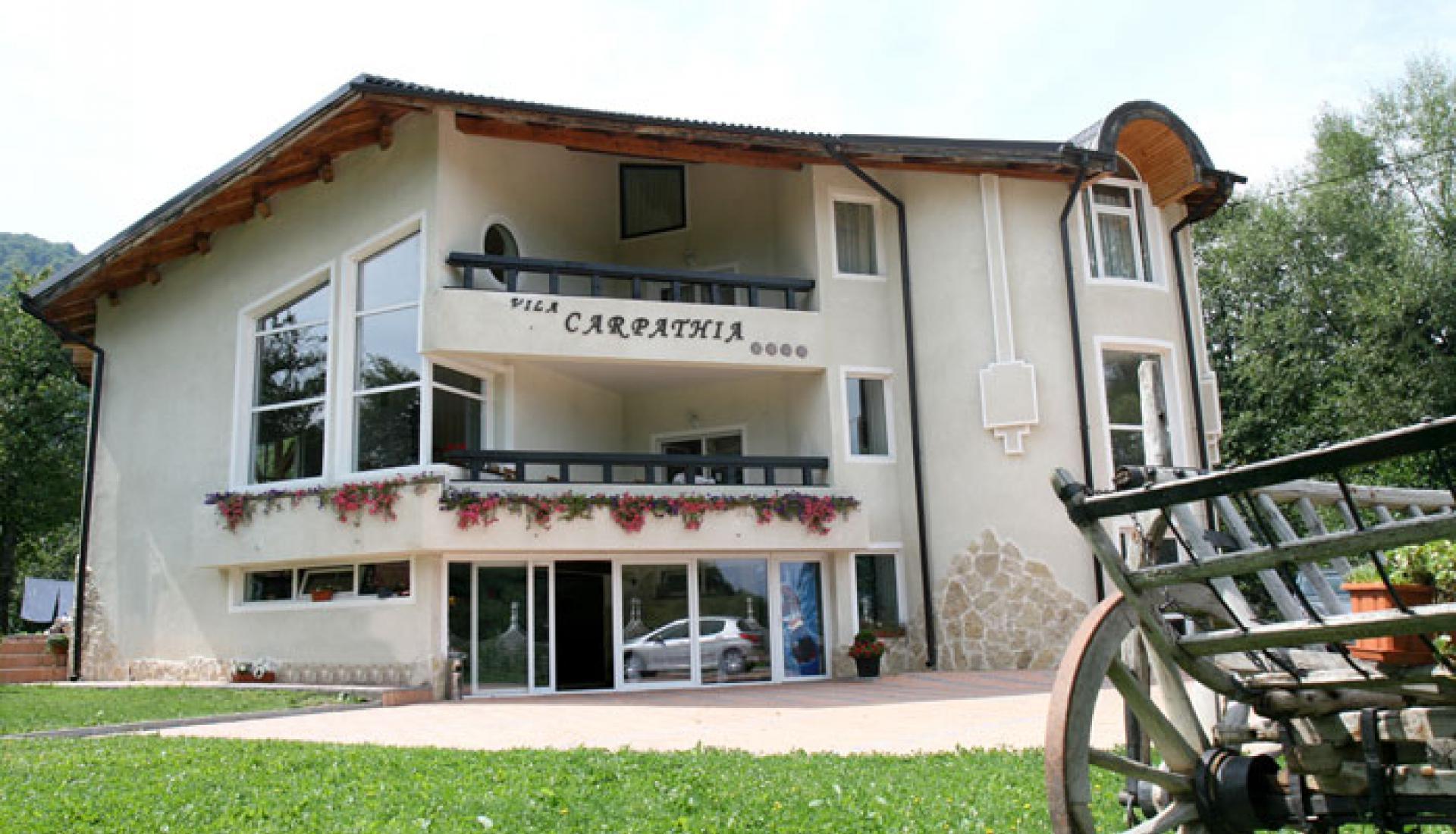 Cazare Bran - Predelut Vila Carpathia