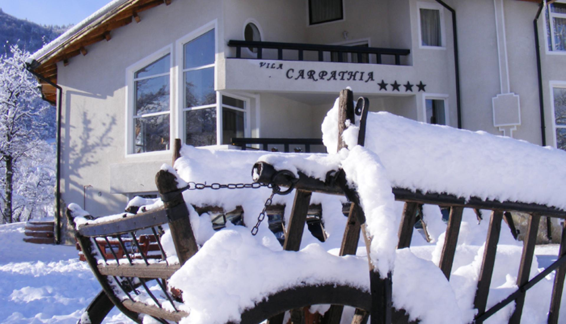 Cazare iarna Carpathia